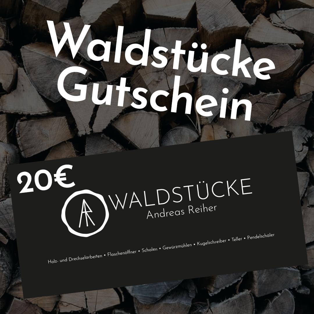 Waldstücke-Gutschein