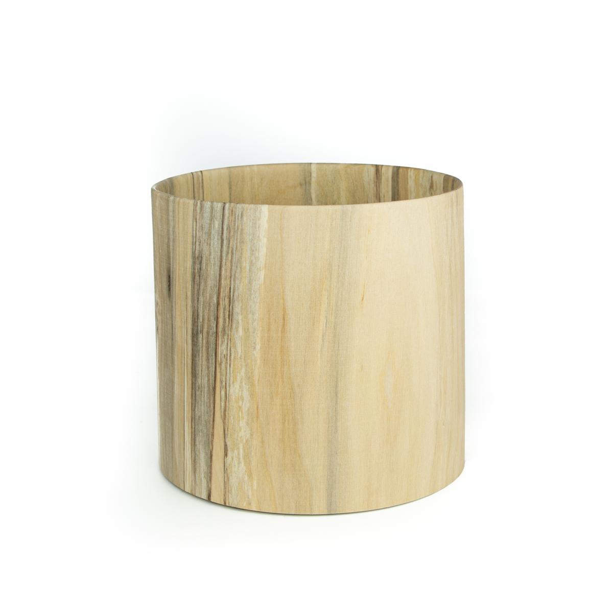 Vase aus gestockter Birke